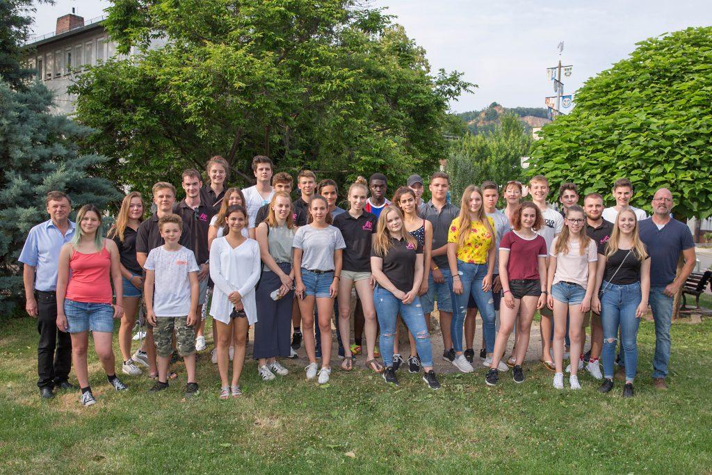 Dossenheim Jugendgemeinderat