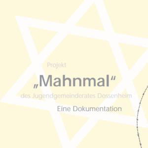 Mahnmal für Dossenheimer Juden